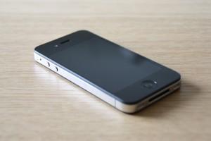 iPhone 4's industrielle design