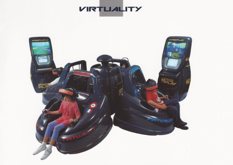 Virtuality in the 90s